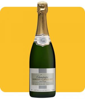 Champagne blanc de blancs Gobillard